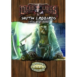 DeadLands: Smith & Robarts - Catalogo 1980