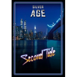 Project H.O.P.E.: Silver Age – Second Tide