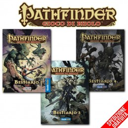 Pathfinder: Bundle Bestiario