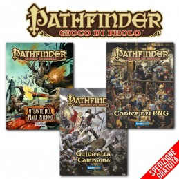 Pathfinder: Bundle Start Set per il DM