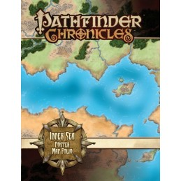Pathfinder: Poster Map Folio - Mare Interno