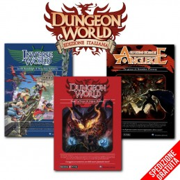 Dungeon World: Bundle