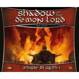 Shadow of the Demon Lord: Storie di Urth 1