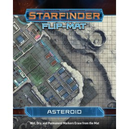 Starfinder Flip-Mat: Astronave - The sunrise maiden