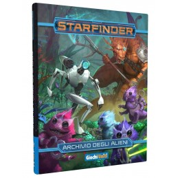 Starfinder: Archivio degli alieni