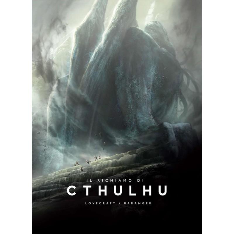 Il Richiamo di Cthulhu (Illustrato da François Baranger)