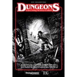 Dungeons (+ PDF e Colonna Sonora) (PREORDER)