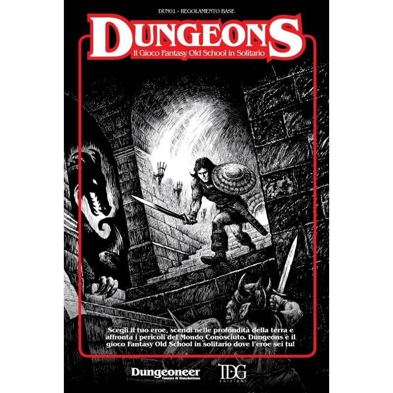 Dungeons (+ PDF e Colonna Sonora) (PREORDER)