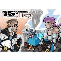 Drizzit - 9 - Le 16 fatiche di Drizzit – Il ritorno di Baba Yaga