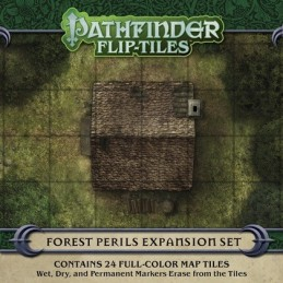 Pathfinder - Flip-Tiles: Forest Perils Expansion Set