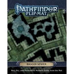Pathfinder Flip-Mat: Fogne (Versione Grande)
