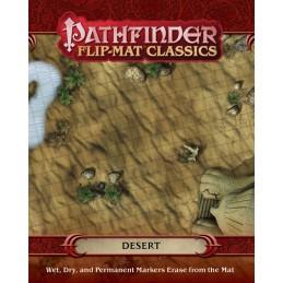 Pathfinder Flip-Mat Classics: Deserto