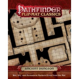 Pathfinder Flip-Mat Classics: Dungeon Antico