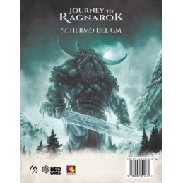 Journey to Ragnarok: Schermo del Game Master