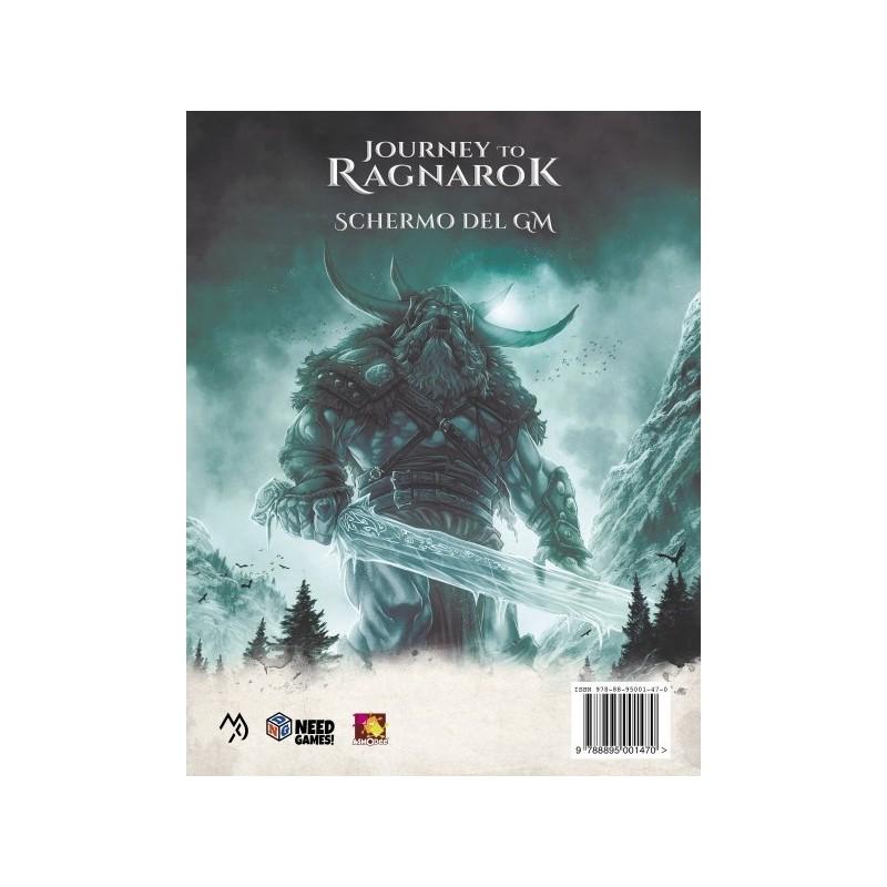 Journey to Ragnarok: Schermo del Game Master