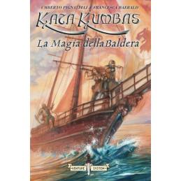 Kata Kumbas: Il torneo della regina Bella (Libro Game)