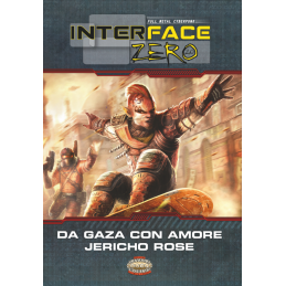 Interface Zero 2.0: Da Gaza con amore + Jerico Rose