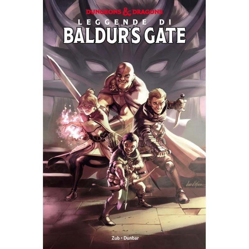 Dungeons & Dragons: Le leggende di Baldur's Gate (Fumetto)
