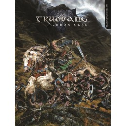 Trudvang Chronicles: Manuale del Giocatore (PREORDER)