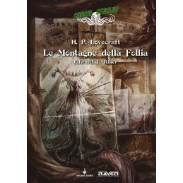 Choose Cthulhu: Le montagne della follia (Libro Game)