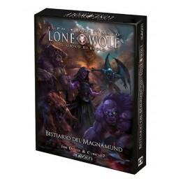 Lupo Solitario (Il gioco di ruolo): Avventure nel Magnamund