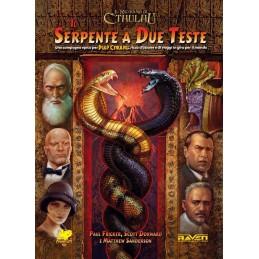 Il Richiamo di Cthulhu (7° Edizione): Il serpente a due teste