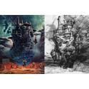Dungeons & Dragons: Art & Arcana - A visual history (Art Book)