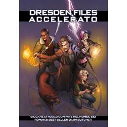 Dresden Files (+ PDF)
