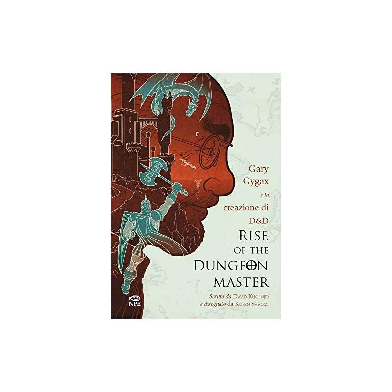 Rise of the Dungeon Master: Gygax e la creazione di D&D (Fumetto)