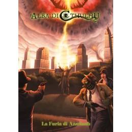 Alba di Cthulhu: La furia di Azathoth