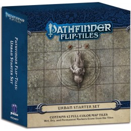 Pathfinder - Flip-Tiles: Urban Starter Set