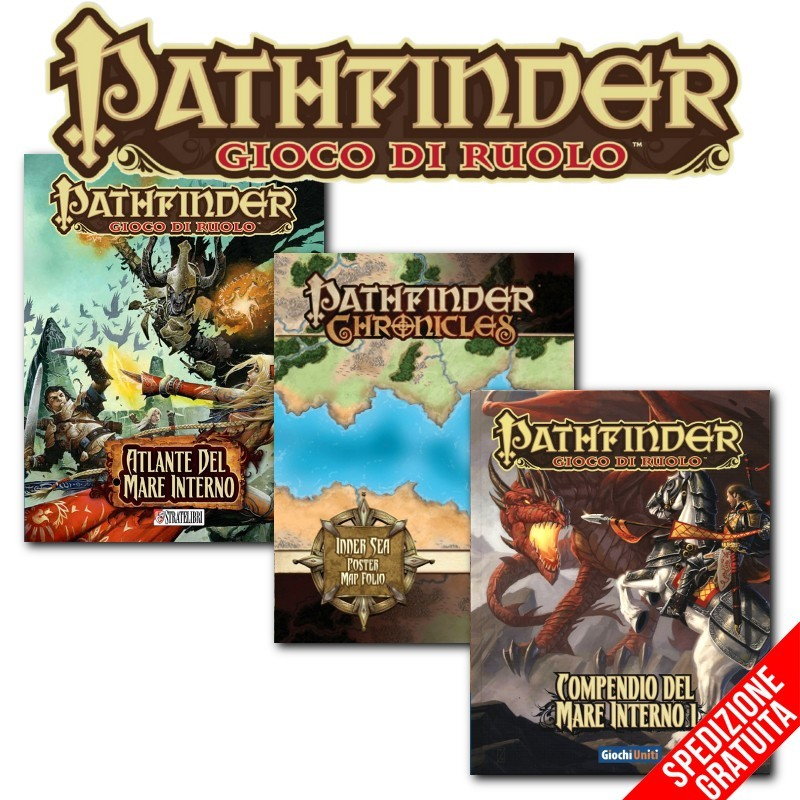 Pathfinder: Bundle del Mare Interno