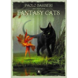 Paolo Barbieri: Fantasy Cats (Art Book)