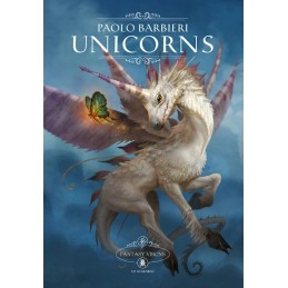 Paolo Barbieri: Unicorns (Art Book)
