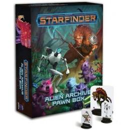Starfinder Pawns: Segnalini - Archivio sugli Alieni
