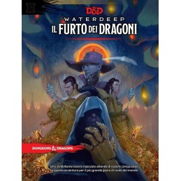 Dungeons & Dragons: Waterdeep - Il Furto dei Dragoni (PREORDER)