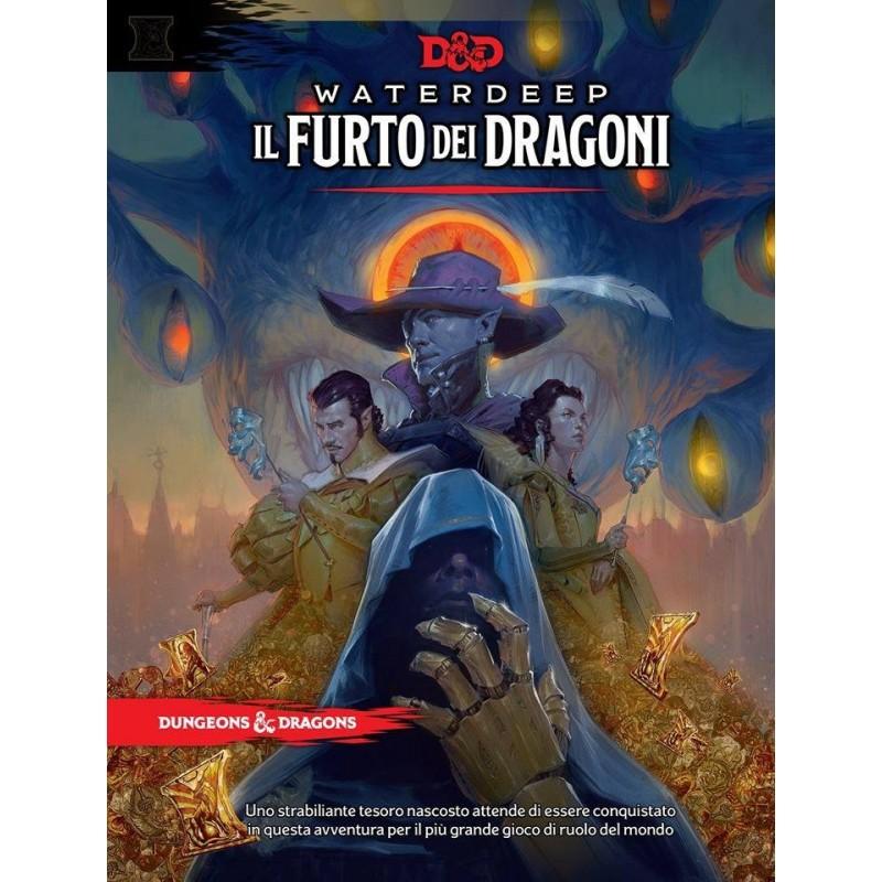 Dungeons & Dragons: Waterdeep - Il Furto dei Dragoni (PREORDER)