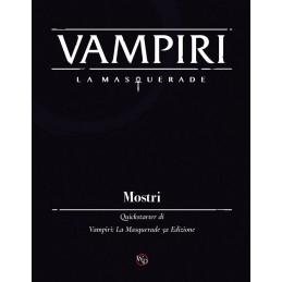 Vampiri - La Masquerade: Quickstarter 5° Edizione