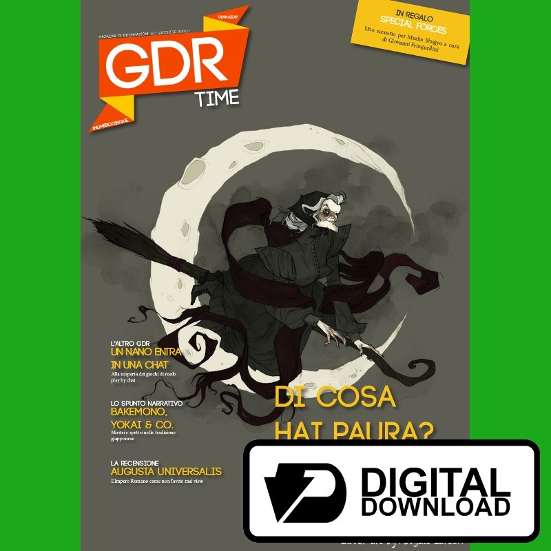 GDR Time: N 5 (Gennaio 2019)