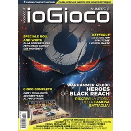 IoGioco: N 8 (Dic 2018-Gen 2019)