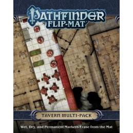 Pathfinder Flip-Mat: Taverna (Multi Pack)