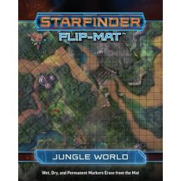 Starfinder Flip-Mat: Mondo Giungla