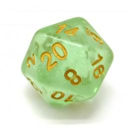 Iridescent - Set di dadi (Verde)