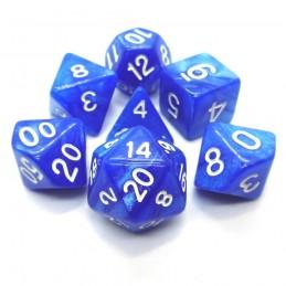 Perlati - Set di dadi: Blu