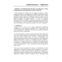 Adventurers!: Ambientazione - Vigilantes (+ PDF)