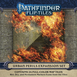 Pathfinder - Flip-Tiles: Urban Perils Expansion Set