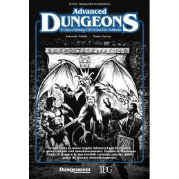 Advanced Dungeons (+ PDF) (PREORDER)