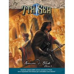 7th Sea: Nazioni di Théa - Vol 2
