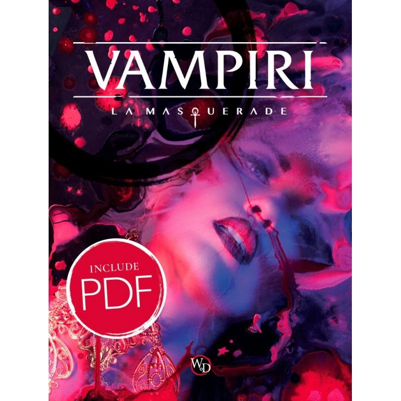 Vampiri - La Masquerade (5° Edizione): Manuale base