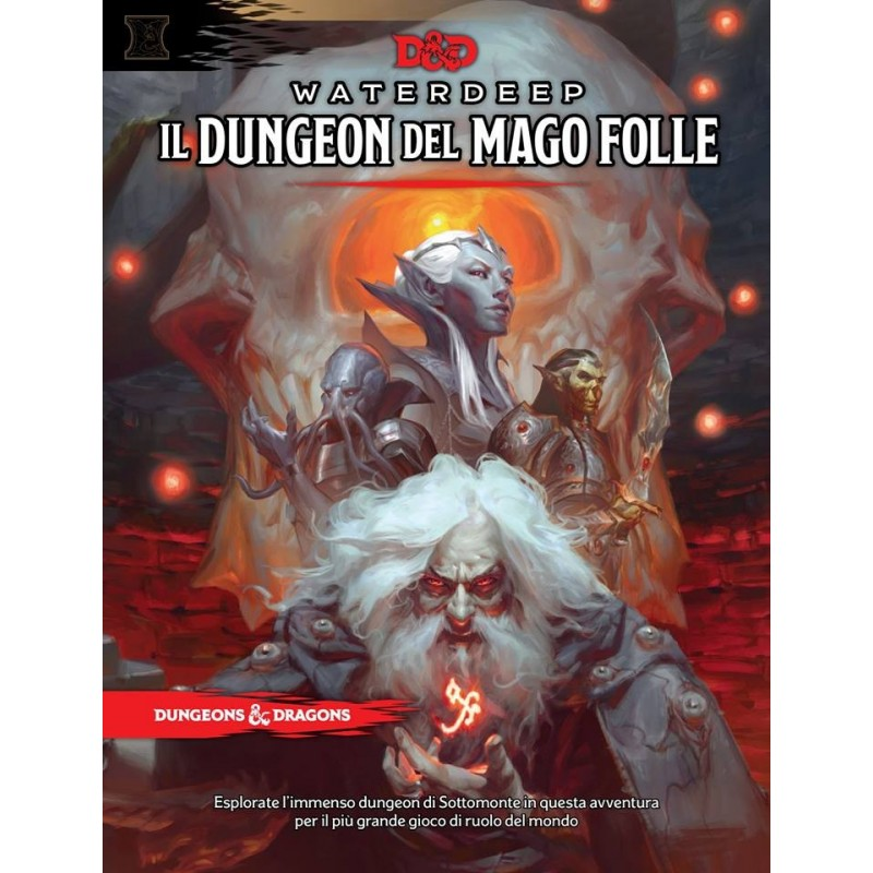 Dungeons & Dragons - Waterdeep: Il Dungeon del Mago Folle (PREORDER)